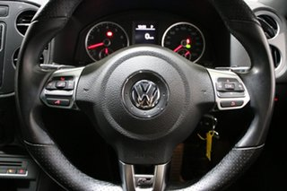 2015 Volkswagen Tiguan 5NC MY15 155 TSI R-Line (4x4) Grey 7 Speed Auto Direct Shift Wagon
