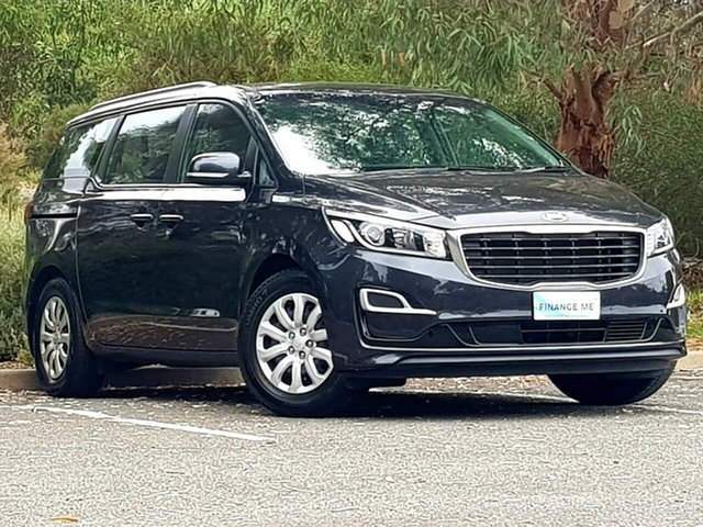 Used Kia Carnival YP MY20 S Morphett Vale, 2019 Kia Carnival YP MY20 S Grey 8 Speed Sports Automatic Wagon