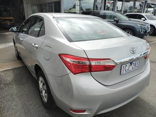 2015 Toyota Corolla ZRE172R Ascent S-CVT 7 Speed Constant Variable Sedan