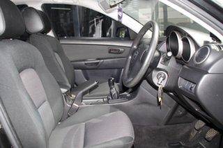 2008 Mazda 3 BK10F2 MY08 Neo Sport Black 5 Speed Manual Hatchback