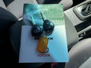 2013 Toyota Hilux KUN26R MY12 SR Double Cab Grey 4 Speed Automatic Utility