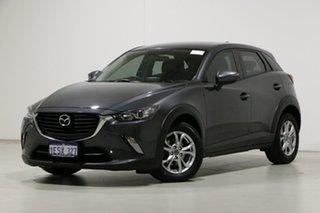 2015 Mazda CX-3 DK Maxx (FWD) Grey 6 Speed Automatic Wagon.