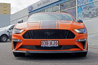2019 Ford Mustang FN 2020MY R-Spec Orange 6 Speed Manual Fastback.