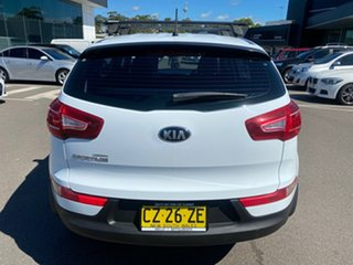 2013 Kia Sportage SL MY13 SI White 5 Speed Manual Wagon