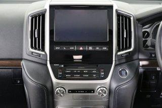 2019 Toyota Landcruiser VDJ200R LC200 VX (4x4) Graphite 6 Speed Automatic Wagon