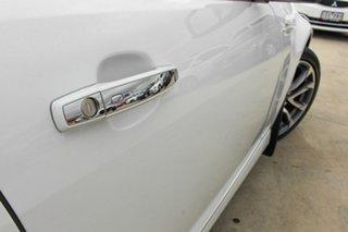 2016 Holden Caprice WN II MY16 V White 6 Speed Sports Automatic Sedan