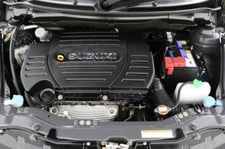 2013 Suzuki Swift FZ MY13 Sport Black 6 Speed Manual Hatchback