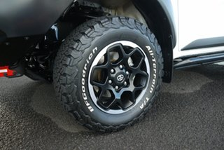 2019 Toyota Hilux GUN126R Rugged X Double Cab 6 Speed Sports Automatic Utility.