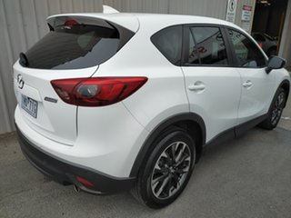 2015 Mazda CX-5 KE1032 Grand Touring SKYACTIV-Drive AWD 6 Speed Sports Automatic Wagon