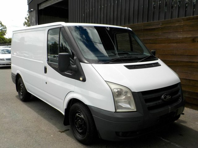 Used Ford Transit VM Low Roof SWB Labrador, 2010 Ford Transit VM Low Roof SWB White 6 Speed Manual Van