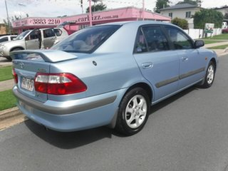2000 Mazda 626 GF Limited Blue 5 Speed Manual Sedan.