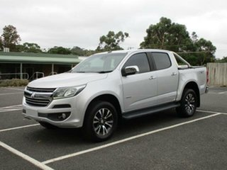 2017 Holden Colorado RG Turbo LTZ Silver Automatic CREWCAB UTILITY.