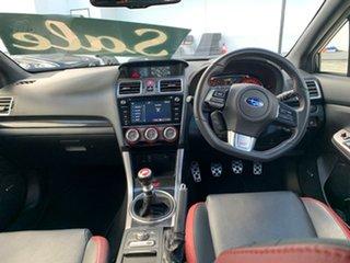 2015 Subaru WRX V1 MY16 STI AWD Premium Crystal Black 6 Speed Manual Sedan