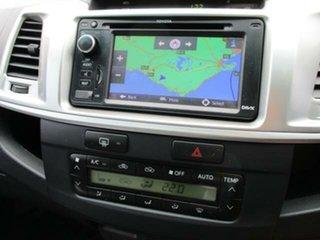2013 Toyota Hilux KUN26R Turbo SR5 (4x4) White Automatic Dual Cab Utility