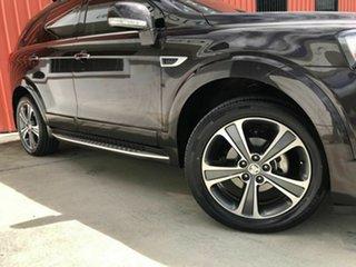 2016 Holden Captiva CG MY16 LTZ AWD Brown 6 Speed Sports Automatic Wagon