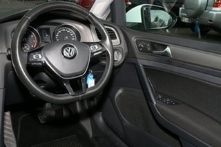 2013 Volkswagen Golf VII 90TSI DSG Comfortline Pure White 7 Speed Sports Automatic Dual Clutch