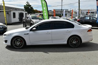 2016 Ford Falcon FG X XR6T White 6 Speed Auto Seq Sportshift Sedan