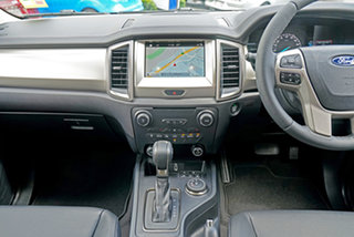 2020 Ford Everest UA II 2020.75MY Trend Alabaster White 6 Speed Sports Automatic SUV