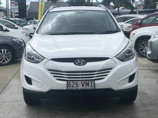 2015 Hyundai ix35 LM3 MY15 Active White 6 Speed Sports Automatic Wagon.