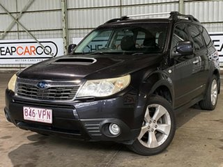 2008 Subaru Forester 79V MY08 X AWD Grey 4 Speed Automatic Wagon.