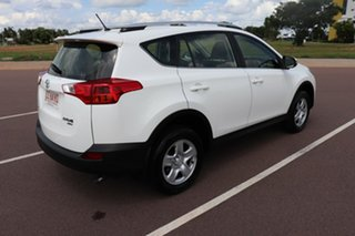 2015 Toyota RAV4 ASA44R GX AWD Glacier White 6 Speed Automatic Wagon