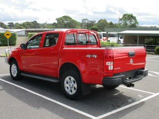 2016 Holden Colorado RG Turbo LT 4x4 Red Automatic PICKUP CREWCAB