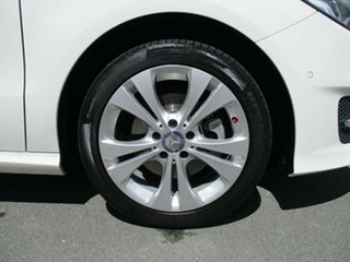 2016 Mercedes-Benz B-Class W246 807MY B200 d DCT White 7 Speed Sports Automatic Dual Clutch