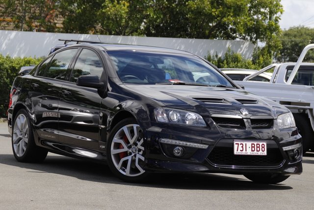 Used Holden Special Vehicles ClubSport E Series 2 R8 Mount Gravatt, 2010 Holden Special Vehicles ClubSport E Series 2 R8 Black 6 Speed Manual Sedan
