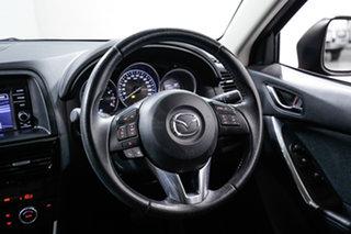 2014 Mazda CX-5 KE1031 MY14 Maxx SKYACTIV-Drive AWD Sport Red/Black 6 Speed Sports Automatic Wagon