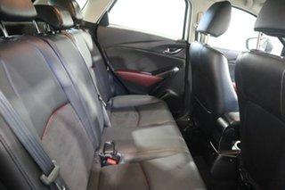 2018 Mazda CX-3 DK4W7A Akari SKYACTIV-Drive i-ACTIV AWD LE White 6 Speed Sports Automatic Wagon
