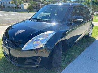 2010 Suzuki Swift RS415 Extreme Black 5 Speed Manual Hatchback