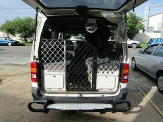 2000 Toyota HiAce RZH113R LWB White 4 Speed Automatic Van