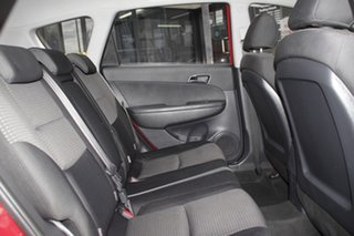 2011 Hyundai i30 FD MY11 SX cw Wagon Red 4 Speed Automatic Wagon