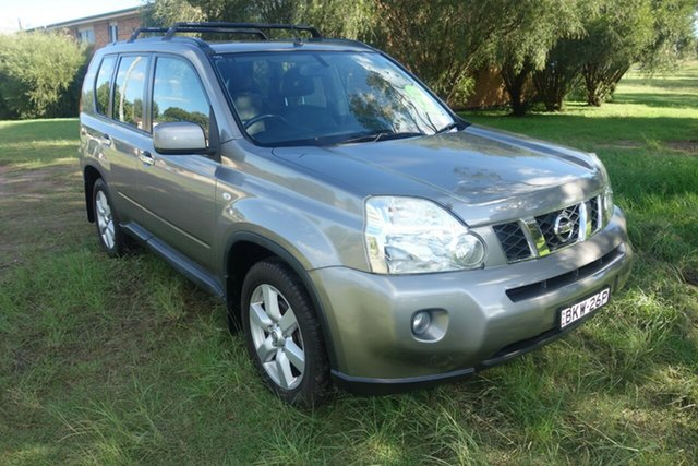 Used Nissan X-Trail T31 ST East Maitland, 2009 Nissan X-Trail T31 ST Grey 1 Speed Constant Variable Wagon