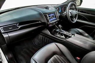 2016 Maserati Levante M161 MY17 Q4 White 8 Speed Sports Automatic Wagon.