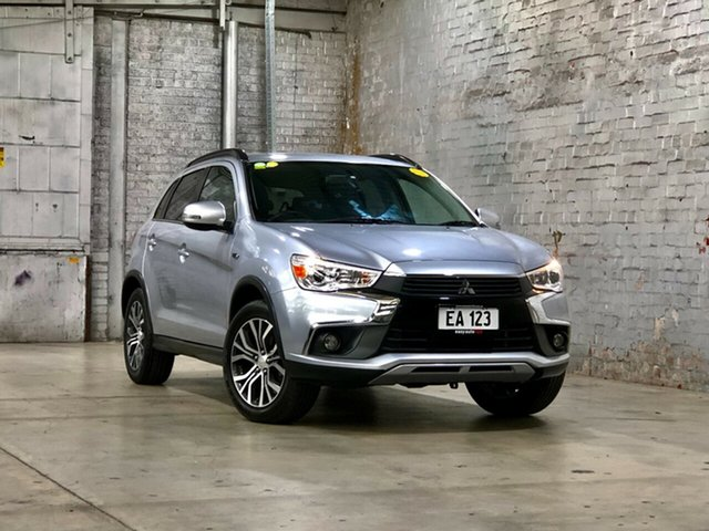 Used Mitsubishi ASX XC MY17 LS 2WD Mile End South, 2017 Mitsubishi ASX XC MY17 LS 2WD Silver 6 Speed Constant Variable Wagon