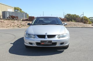 2002 Holden Commodore VX II Executive Silver 4 Speed Automatic Sedan