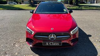 2020 Mercedes-Benz A-Class A180 DCT Designo Patagonia Red 7 Speed Sports Automatic Dual Clutch.