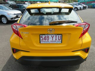 2018 Toyota C-HR NGX10R S-CVT 2WD Yellow 7 Speed Constant Variable Wagon