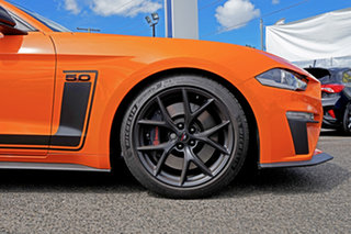 2019 Ford Mustang FN 2020MY R-Spec Orange 6 Speed Manual Fastback