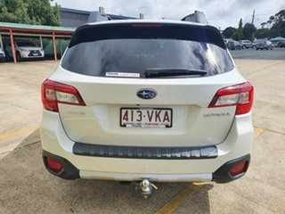 2014 Subaru Outback B6A MY15 2.5i CVT AWD Premium Crystal White 6 Speed Constant Variable Wagon