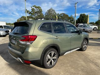2018 Subaru Forester S4 MY18 2.5i-S CVT AWD Green 6 Speed Constant Variable Wagon
