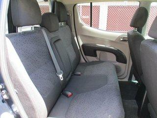 2009 Mitsubishi Triton MN MY10 GLX-R Double Cab Blue 5 Speed Manual Utility