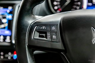 2016 Maserati Levante M161 MY17 Q4 White 8 Speed Sports Automatic Wagon