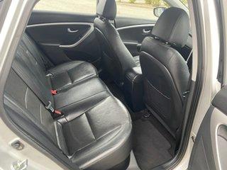 2015 Hyundai i30 GD3 Series II MY16 Active X Silver 6 Speed Manual Hatchback