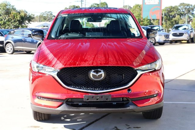 New Mazda CX-5 CX5K GT SP (AWD) Kirrawee, 2021 Mazda CX-5 CX5K GT SP (AWD) Soul Red Crystal 6 Speed Automatic Wagon