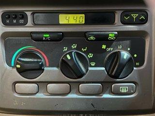 2003 Toyota Landcruiser HZJ105R GXL White 5 Speed Manual Wagon