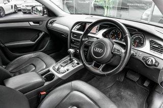 2012 Audi A4 B8 8K MY12 Multitronic Grey 8 Speed Constant Variable Sedan
