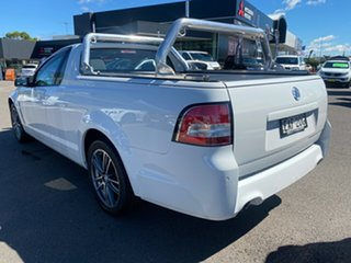 2013 Holden Ute VF MY14 Ute White 6 Speed Sports Automatic Utility