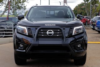 2020 Nissan Navara D23 S4 MY20 ST-X 4x2 Black 7 Speed Sports Automatic Utility.
